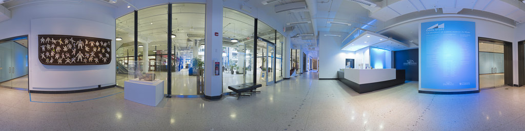 Enterprise Square Gallery Entrance