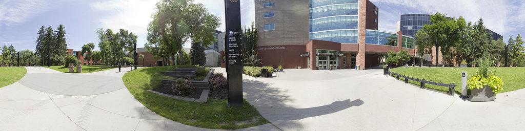 Engineering Quad, ETLC