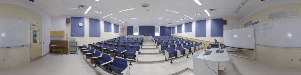 Pavillon McMahon, Lecture Theatre