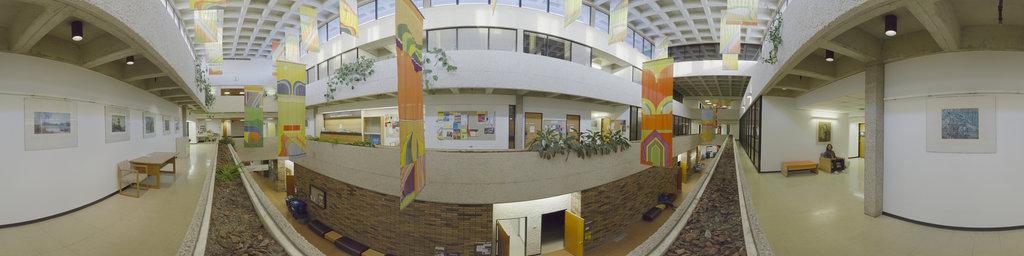 Humanities, 3rd floor
