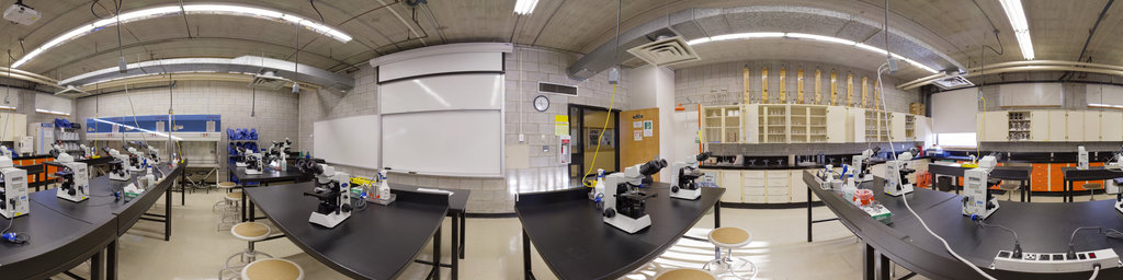 Science Extension, Biology Lab