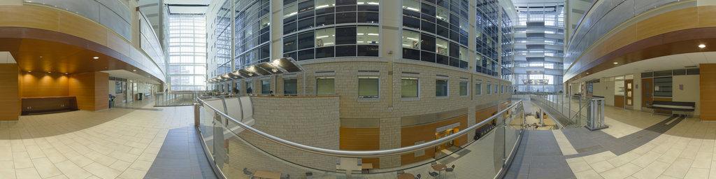 Katz Group Centre, Atrium