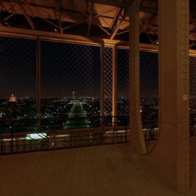 First floor of the eiffel tower for Floors of the eiffel tower