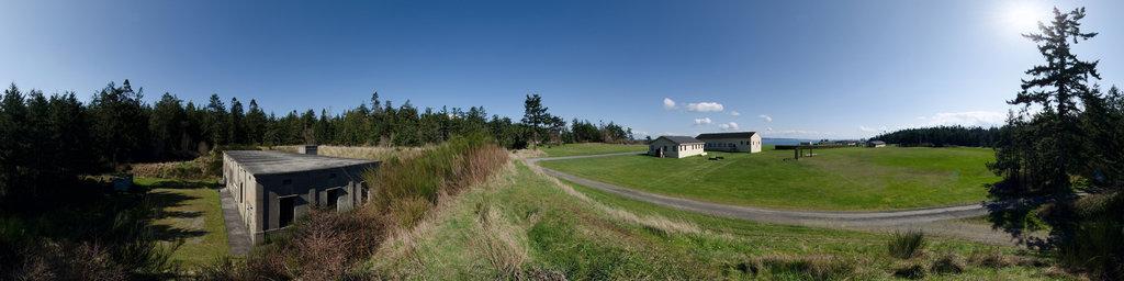 Powerhouse Overlook - Fort Flagler State Park, Washington