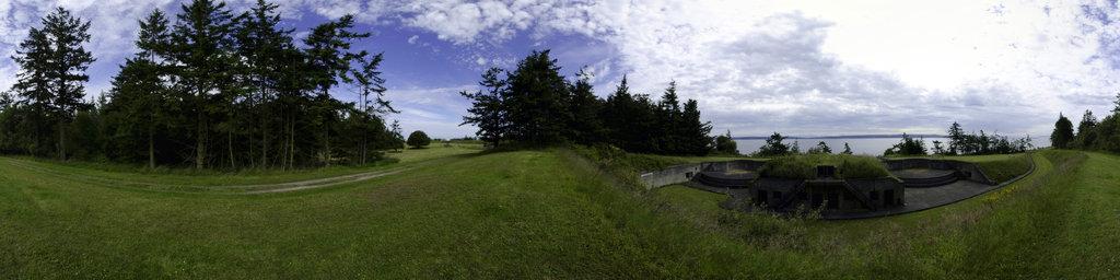 Battery Grattan - Fort Flagler State Park, Washington