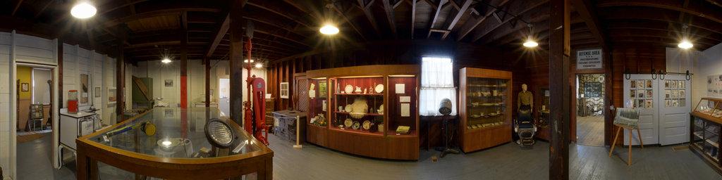 Park Museum - Fort Flagler State Park, Washington