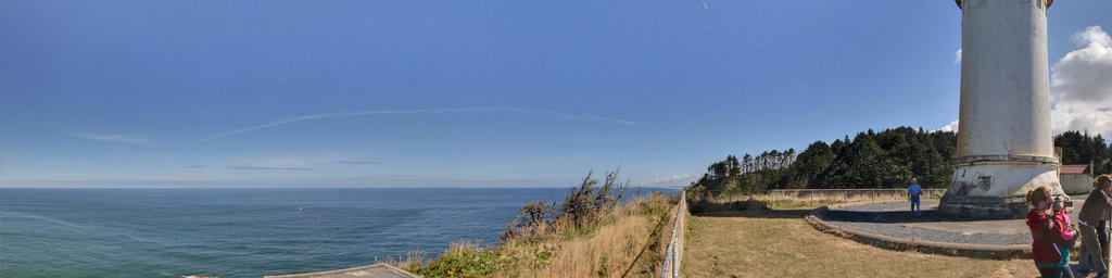 North Head Lighthouse - Cape Disappointment State Park, Washington