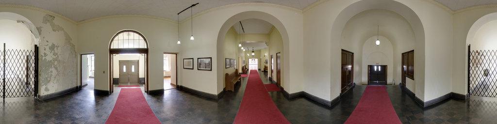 Seminary Hall - Saint Edward State Park, Washington State