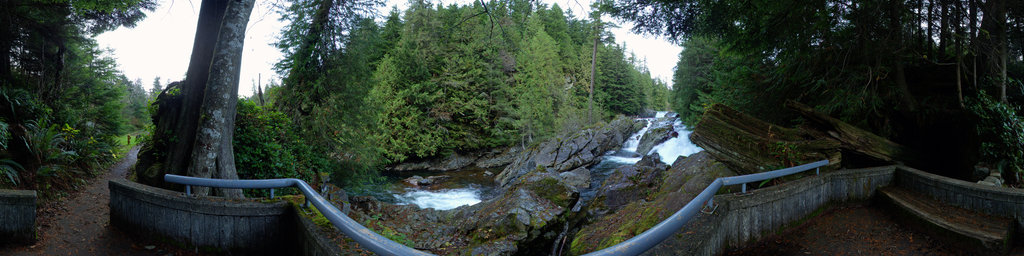 Weeks Falls - Olallie State Park, Washington