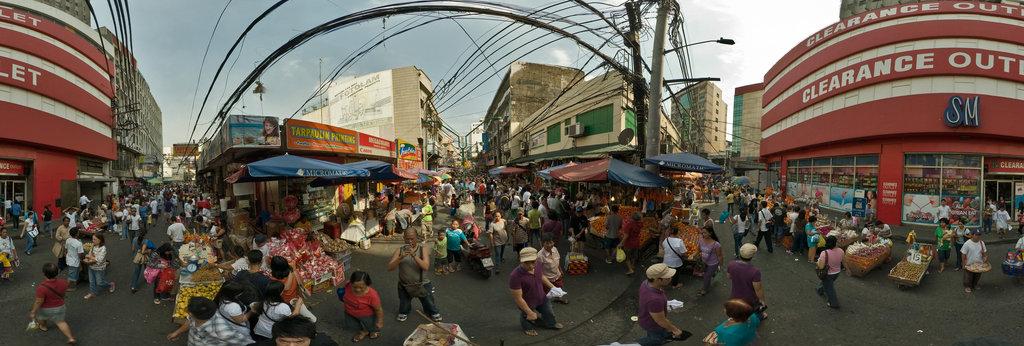 Manila Quiapo Market
