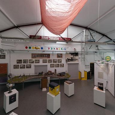 Das Depot Strassenbahnmuseum Bremen 2012